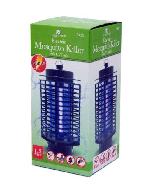Aparat  Anti-Insecte, Putere 1,2W BEC UV
