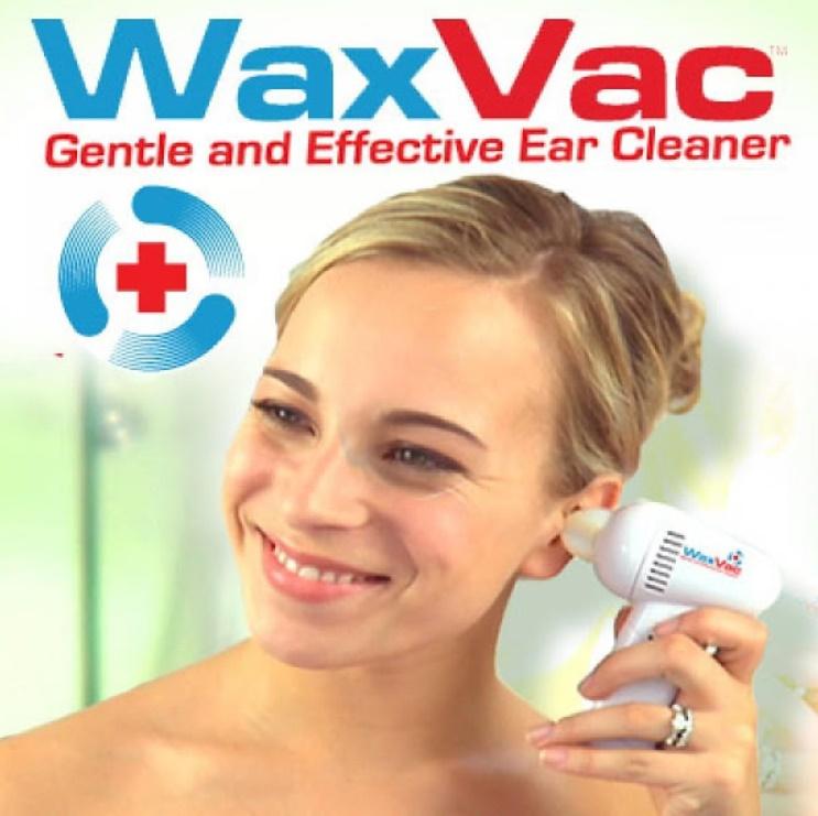 Aparat de curatat ceara din urechi. Urechi curate zi de zi