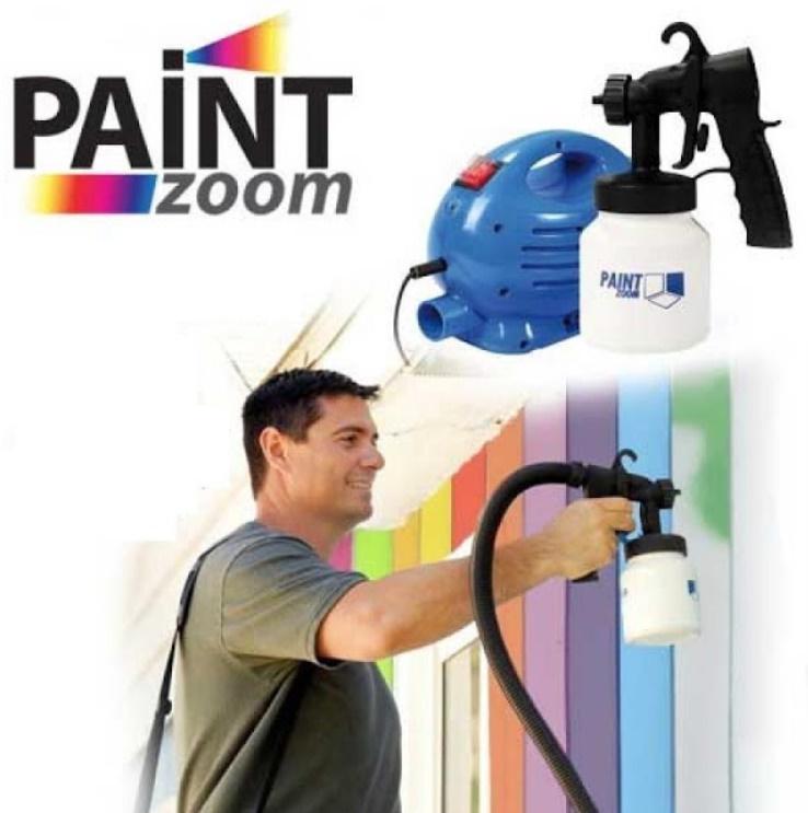 Aparat pentru vopsit si zugravit rapid Paint Zoom