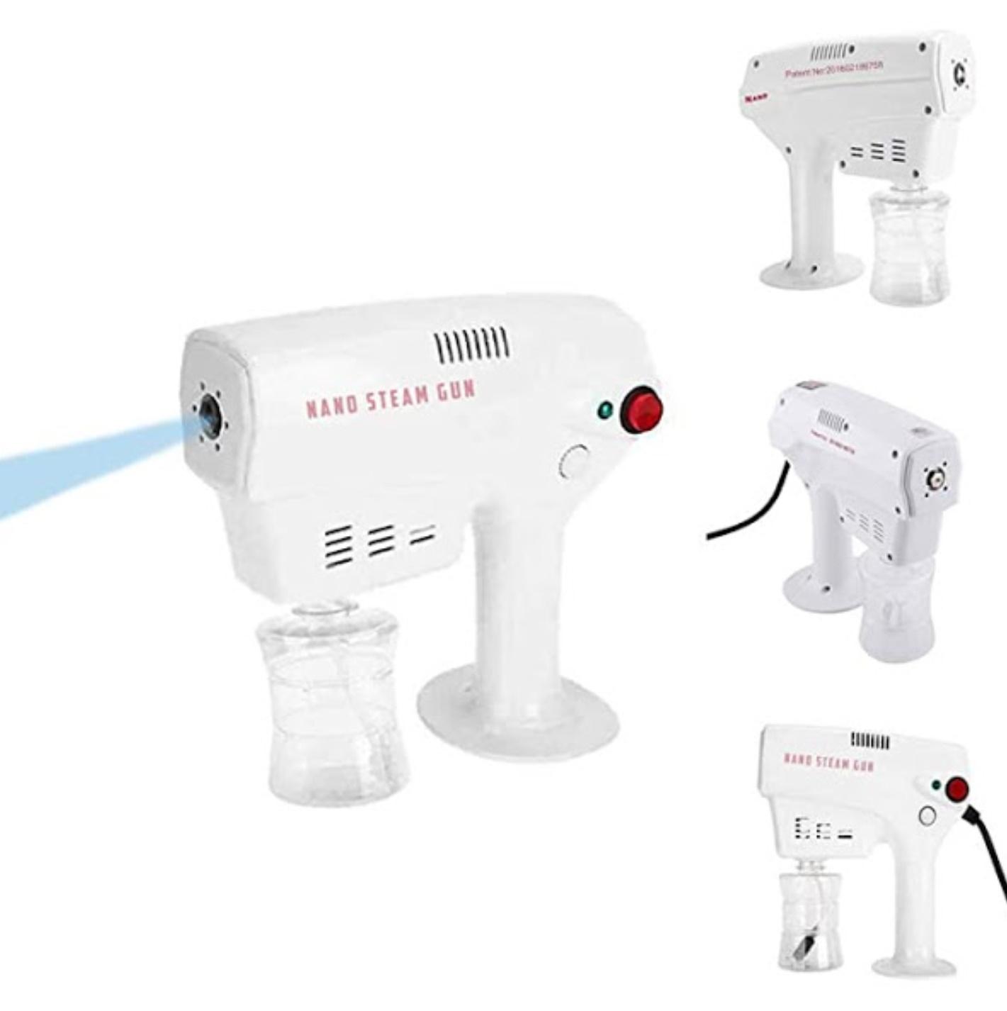 Aparat UV cu aburi pentru dezinfectarea suprafetelor