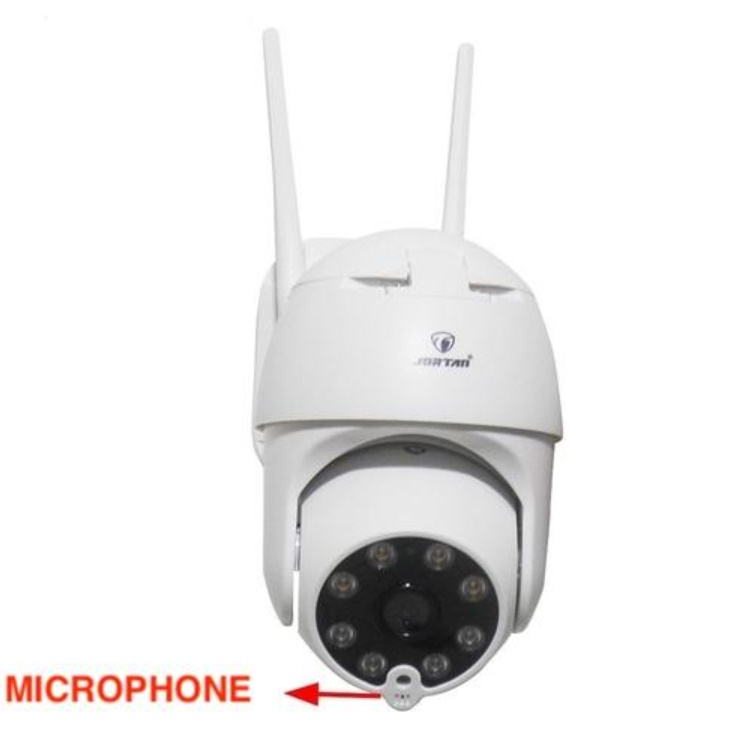 Camera de supraveghere WIFI cu IP si 360 grade Jortan IPC