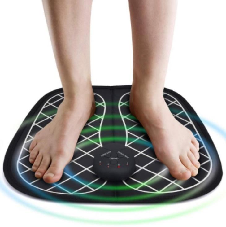 Covor EMS pentru masajul picioarelor