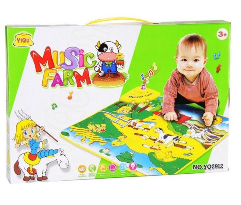 Covoras muzical bebelusi, Music Farm