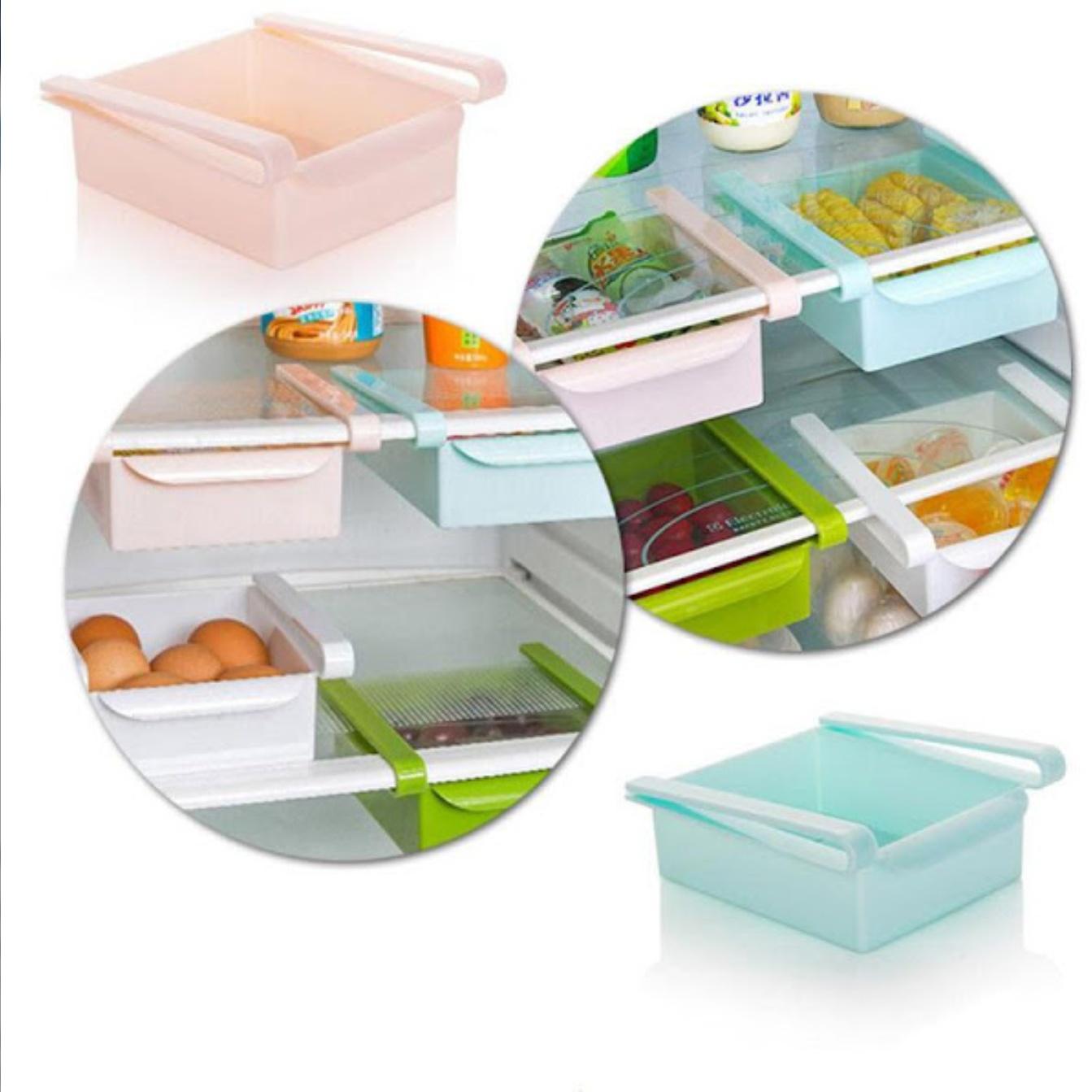 Cutii depozitare universale pentru frigider, birou, dulap, etc.