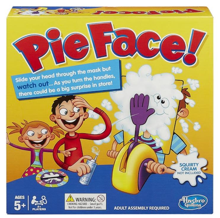 Joc de societate Pie Face 5+