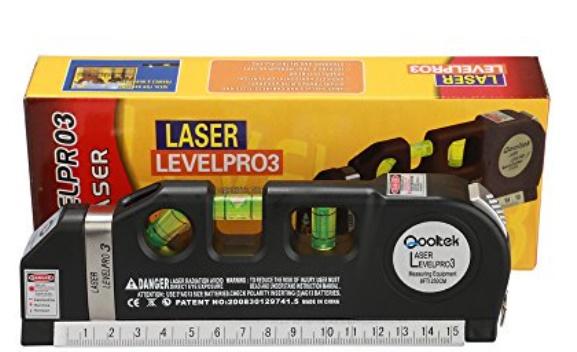 Nivela cu laser tip Level Pro3
