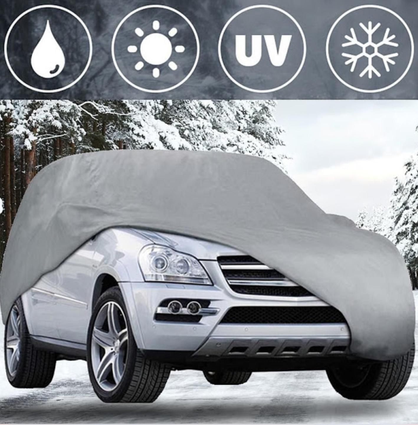 Prelata auto SUV, material impermeabil, husa masina de teren 4x4