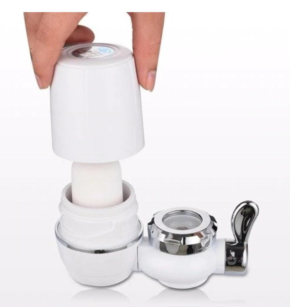 Purificator de Apa cu robinet incorporat cu 7 sisteme de filtrare