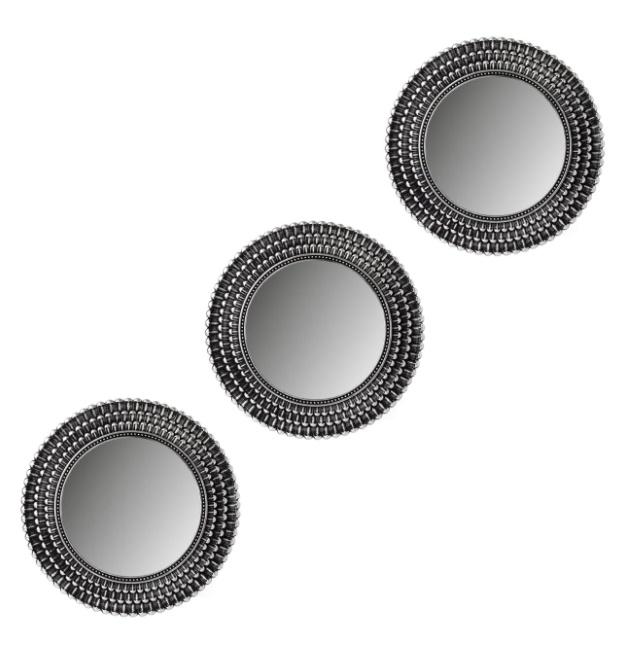 Set 3 oglinzi de perete