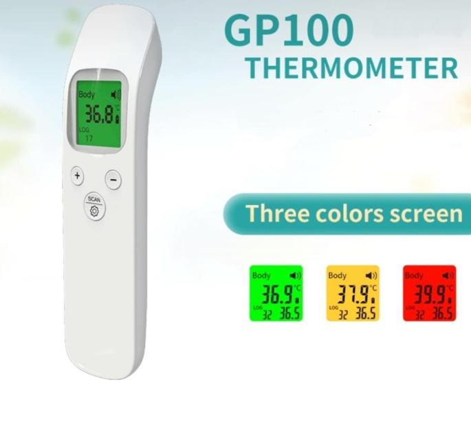 Termometru cu infrarosu GP-100 PRO