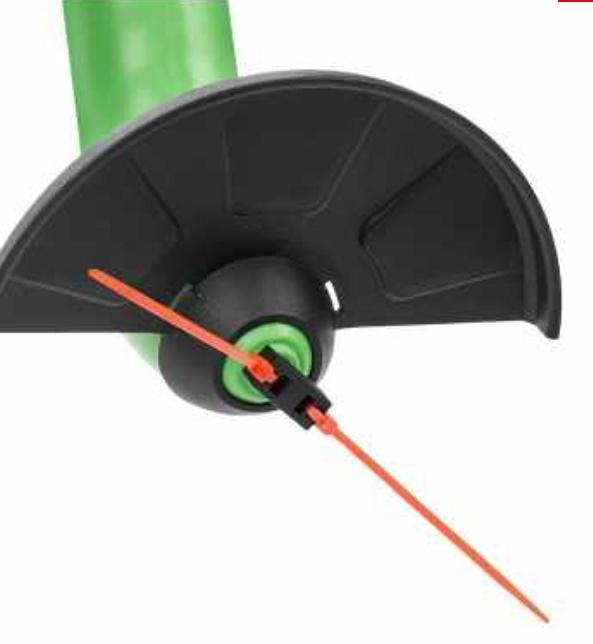 Trimmer portabil pentru gazon si gradina zip trim